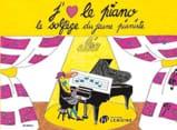 J'Aime le Piano CLEO Partition Piano - laflutedepan.com