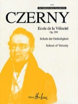 CZERNY - School of Velocity Opus 299. - Sheet Music - di-arezzo.com