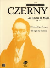 CZERNY - The Opus 821 Morning Hours - Sheet Music - di-arezzo.com