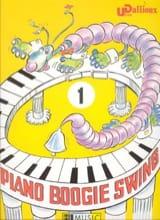 Piano Boogie Swing Vol.1 Dallioux Partition Piano - laflutedepan.com