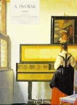 DVORAK - Largo de la Symphonie Du Nouveau Monde - Partition - di-arezzo.fr