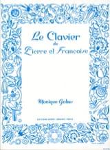 Le Clavier de Pierre et Françoise Monique Gabus laflutedepan.com