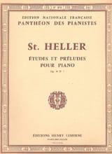 Art de Phraser Opus 16 Volume 1 - Stephen Heller - laflutedepan.com