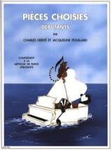 Pièces choisies Débutants HERVÉ - POUILLARD Partition laflutedepan.com