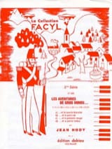 Hody - Les Aventures de Gros Minou Vol 1 - Partition - di-arezzo.fr