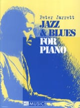 Peter Jarrett - Jazz & Blues - Partition - di-arezzo.fr