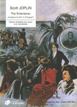 The Entertainer Scott Joplin Partition Piano - laflutedepan.com