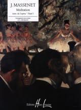 Jules Massenet - Meditation of Thaïs - Sheet Music - di-arezzo.com
