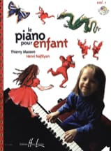 MASSON - NAFILYAN - Piano Pour Enfant Volume 1 - Partition - di-arezzo.fr