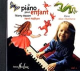 MASSON - NAFILYAN - Piano For Children Volume 1 Cd - Sheet Music - di-arezzo.co.uk