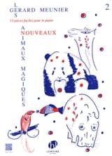 Nouveaux Animaux Magiques Volume 2 Gérard Meunier laflutedepan.com