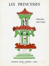 Gérard Meunier - Princesses - Sheet Music - di-arezzo.com