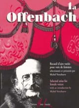 Jacques Offenbach - Collection Of Various Aids Volume 1A - Sheet Music - di-arezzo.com