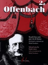 Jacques Offenbach - Collection Of Various Aids Volume 2a - Sheet Music - di-arezzo.co.uk