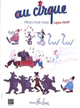 Lajos Papp - At the circus - Sheet Music - di-arezzo.com