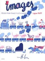 Lajos Papp - Images - Partition - di-arezzo.fr