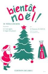 Bientôt Noël ! Partition Chœur - laflutedepan.com