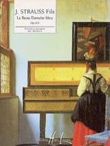 Beau Danube Bleu Opus 314 - Johann fils Strauss - laflutedepan.com