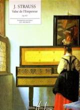 Valse de L'empereur Opus 437 Johann fils Strauss laflutedepan