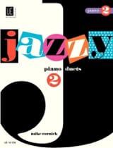 Jazzy Duets Piano. Volume 2. 4 mains Mike Cornick laflutedepan.com