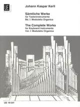 Sämtliche Werke für Tasteninstrument Volume 1 - laflutedepan.com