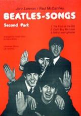 Beatles-Songs Volume 2 Lennon John / McCartney Paul laflutedepan.com