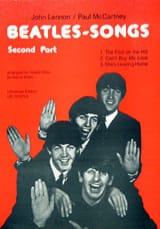 Beatles-Songs Volume 2 Lennon John / McCartney Paul laflutedepan