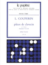 Pièces De Clavecin. Volume 1 laflutedepan.com