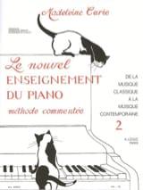 Nouvel Enseignement Du Piano Volume 2 - laflutedepan.com