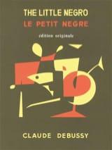 Petit Nègre. 4 Mains - Claude Debussy - Partition - laflutedepan.com