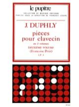 Pièces Pour Clavecin. Volume 2 laflutedepan.com