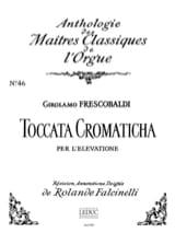 Toccata Cromatica Per L'elevatione laflutedepan.com