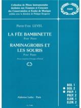 Level - Fée Bambinette / Raminagrobis et les Souris - Partition - di-arezzo.fr