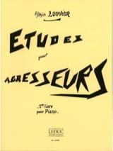 Etudes Pour Agresseurs Volume 1 Alain Louvier laflutedepan.com