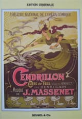 Jules Massenet - Cinderella - Sheet Music - di-arezzo.co.uk
