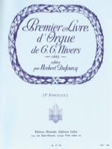 Livre D'orgue N°1. Volume 1 laflutedepan.com