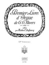 Livre D'orgue N°1 Volume 2 laflutedepan.com