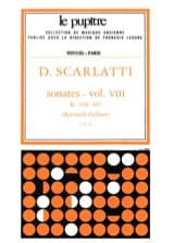 Scarlatti Domenico / Gilbert Kenneth - Complete Works Volume 8. K358 A K407 - Sheet Music - di-arezzo.com