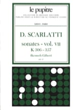 Scarlatti Domenico / Gilbert Kenneth - Complete Works Volume 7. K306 A K357 - Sheet Music - di-arezzo.com