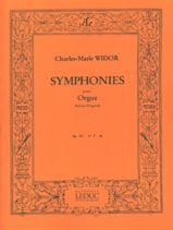 Charles-Marie Widor - Symphonie N°7 Opus 42 - Partition - di-arezzo.fr