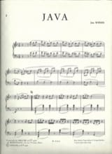 Jean Wiener - Java - Sheet Music - di-arezzo.co.uk