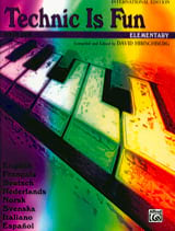 David Hirschberg - Technic is fun Volume 1 - Sheet Music - di-arezzo.com