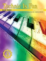 David Hirschberg - Technic is fun Volume 3 - Sheet Music - di-arezzo.com
