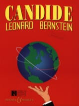 Leonard Bernstein - Candide Scottish Opera Vers. - Sheet Music - di-arezzo.com