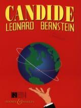 Leonard Bernstein - Candide (Scottish Opera Vers.) - Partition - di-arezzo.fr