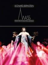 Mass Leonard Bernstein Partition Chœur - laflutedepan.com