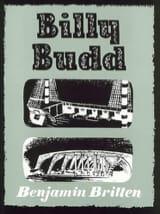 Billy Budd Opus 50 Benjamin Britten Partition laflutedepan.com