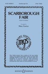 Anonyme - Feria de Scarborough - Partitura - di-arezzo.es