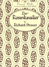 Richard Strauss - Rosenkavalier Walzer Opus 59 - Partition - di-arezzo.fr
