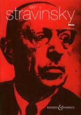Igor Stravinski - Mass - Sheet Music - di-arezzo.com
